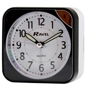 Multifunction Digital Cube Clock - Black