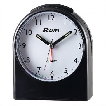 Arch Alarm Clock - Black