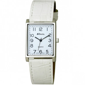 Men's Traditional Watch - White
