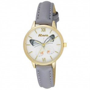 Butterfly Watch - Sky Blue