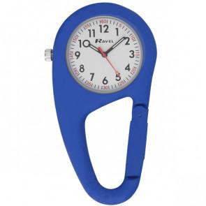 Belt Clip Watch - Blue