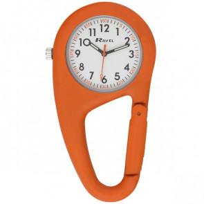 Belt Clip Watch - Orange