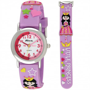 Kid's Time-Teacher Watch - Polly Princess