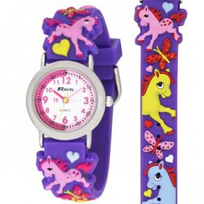 Kid's Time-Teacher Watch - Piper Pony