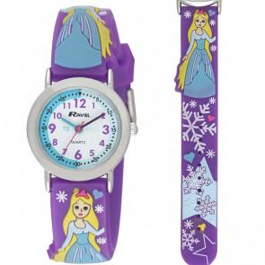 Kid's Time-Teacher Watch - Princess Pru