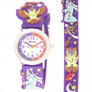 Kid's Time-Teacher Watch - Wizzy Wizard
