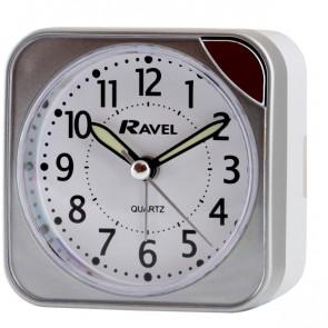 Multifunction Digital Cube Clock - Silver