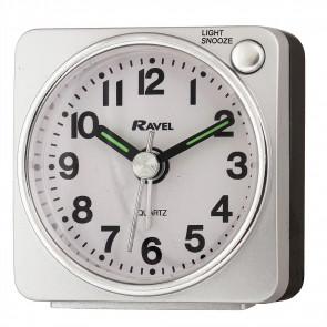 Ultra Mini Alarm clock - White / Black