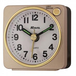 Ultra Mini Alarm clock - Gold / Black