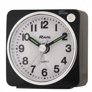 Ultra Mini Alarm clock - Black