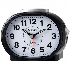 Classic Bold Oval Alarm Clock