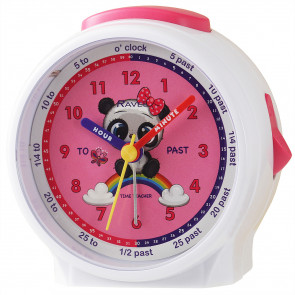Children's Character Alarm Clock - Panda