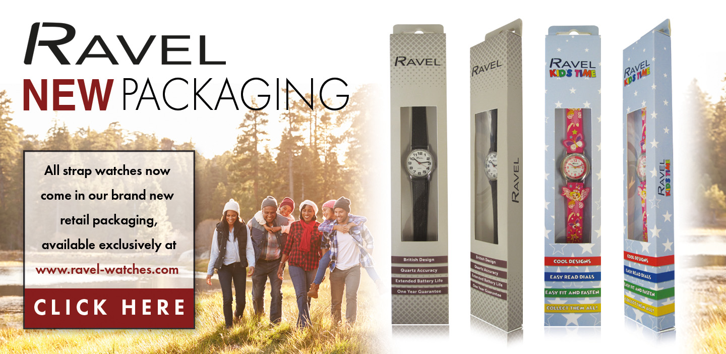 Ravel New Packaging